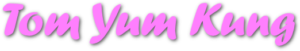 Tom Yum Kung Logo
